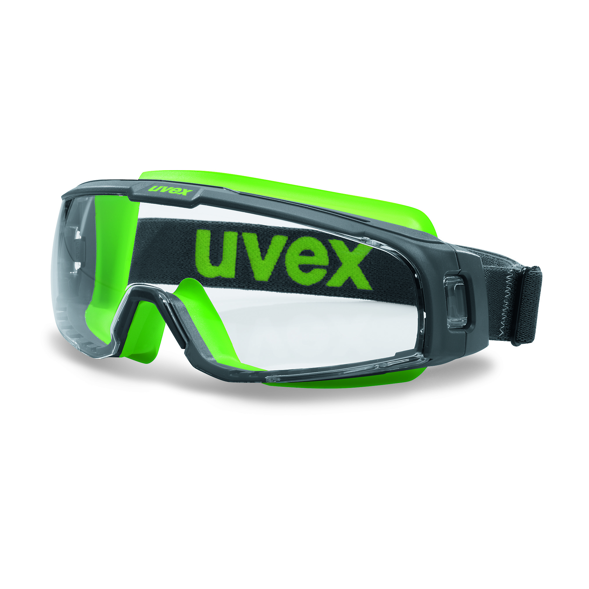 uvex goggle clear