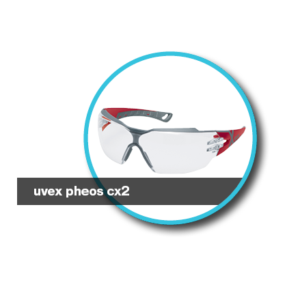 Food industry eyewear