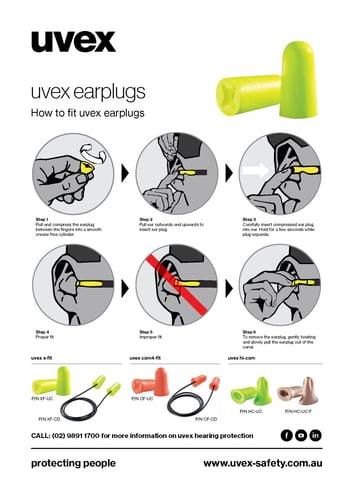 uvex+Earplugs+A2+Poster (3)
